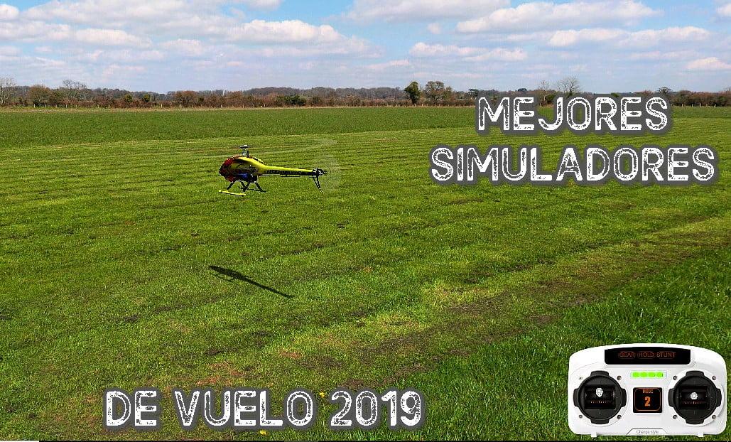 Mejor Simulador de vuelo Radio Control