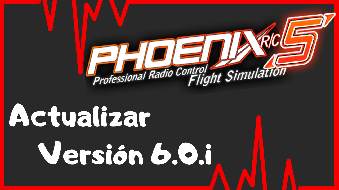 Tutorial actualización PhoenixRC