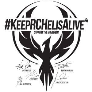 Movimiento #Keeprchelisalive